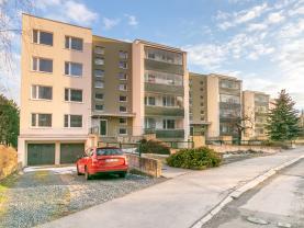 Pronájem bytu 1+kk, 39 m², Praha 6, ul. Družicová