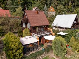 Prodej chaty, 73 m², Vyšní Lhoty