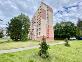 Prodej, byt 3+1, 69 m², Jindřichův Hradec, ul. U Nádraží