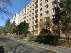 Pronájem bytu 1+1, 34 m², Ústí nad Labem, ul. Maková