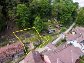 Prodej, pozemek k rekreaci, 492 m², Vimperk