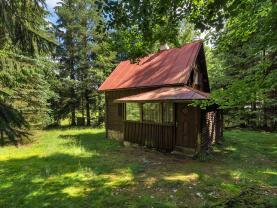 Prodej chaty, 669 m², Stružinec, Ždírec nad Doubravou