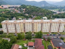Prodej bytu 3+1, 79 m², Ústí nad Labem, ul. Na Výšině
