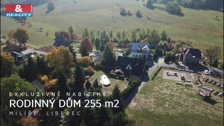 Prodej, rodinný dům, Rádlo - Milíře