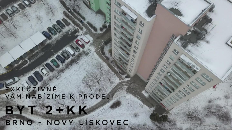 Prodej, byt 2+kk, Brno, ul. Oblá