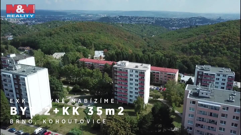 Prodej, byt 2+kk, 35 m2, Brno, ul. Chalabalova
