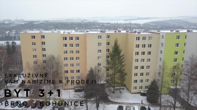 Prodej, byt 3+1, DV, Brno - Bohunice, ul. Armenská