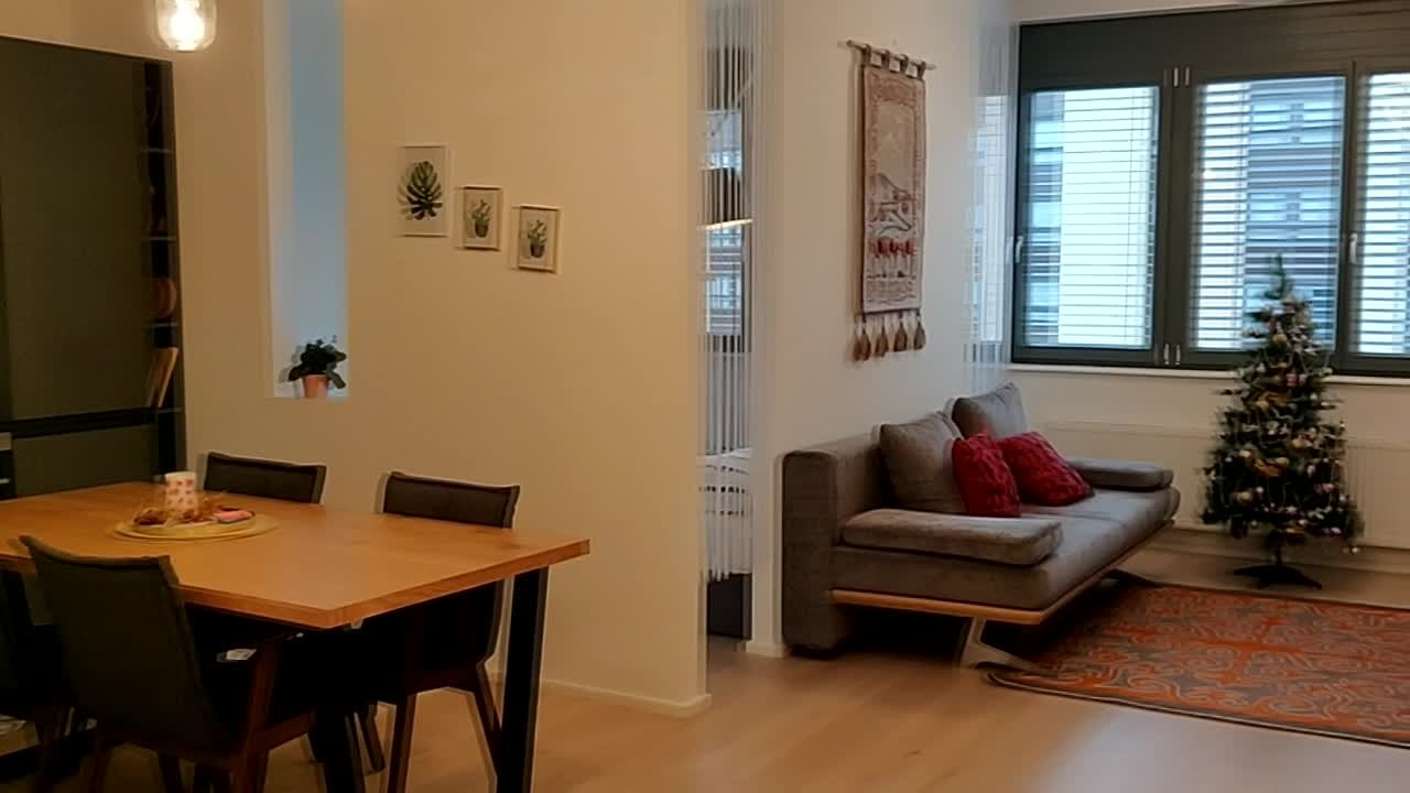 Pronájem, byt 2+kk, 50 m2, Praha 3, ul. Lupáčova