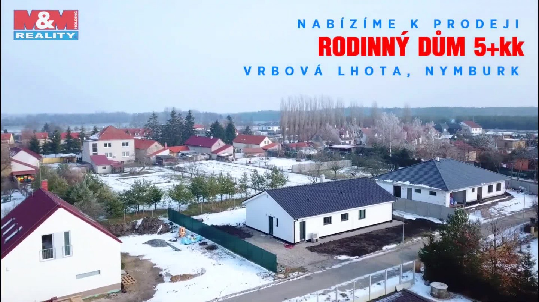 Prodej, rodinný dům, Vrbová Lhota, ul. Procházkova