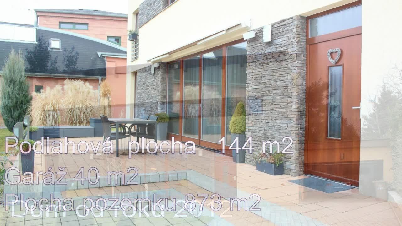 Prodej, rodinný dům, 184 m2, Roztoky u Prahy, pozemek 873 m2