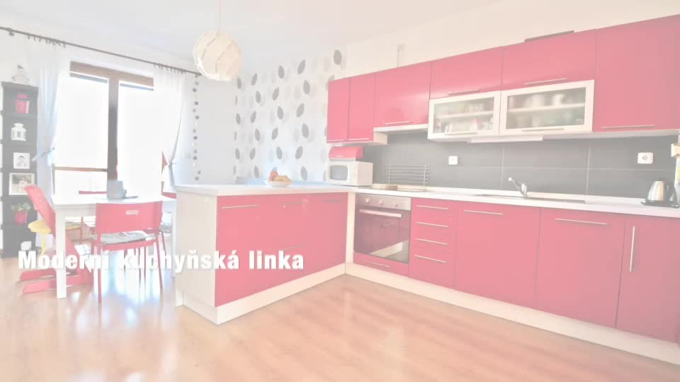 Prodej, byt 3+1, Písek, ul. Budějovická