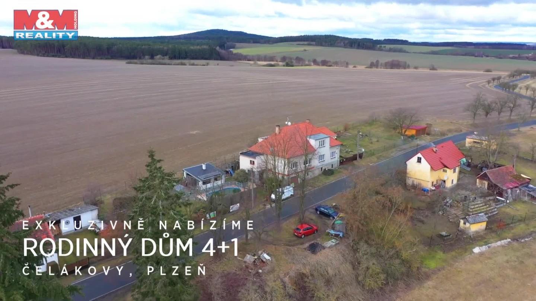 Prodej, rodinný dům, 4+1+G, 658 m2, Čelákovy