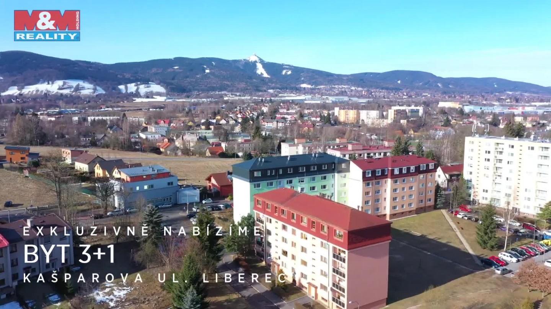 Prodej, byt 3+1, Liberec, ul. Kašparova