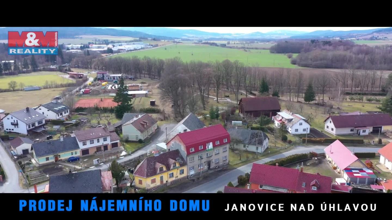 Prodej, nájemní dům, Janovice nad Úhlavou, ul. Podsedky