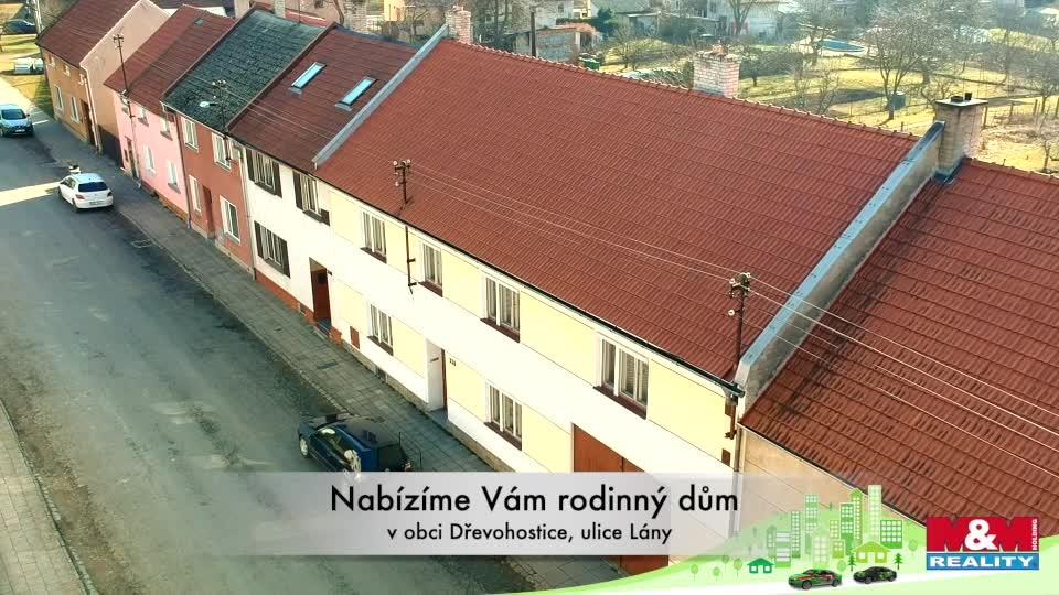 Prodej, rodinný dům, Dřevohostice, ul. Lány