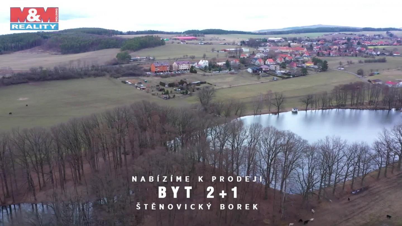 Prodej, byt 2+1, 59 m2, Štěnovický Borek