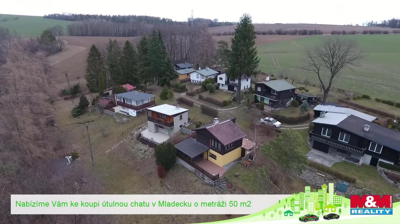 Prodej, chata 4+1, 100 m2, Mladecko