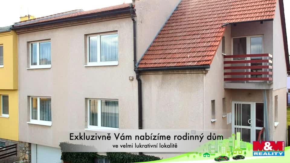 Prodej, rodinný dům, Mostkovice, ul. U Hřiště