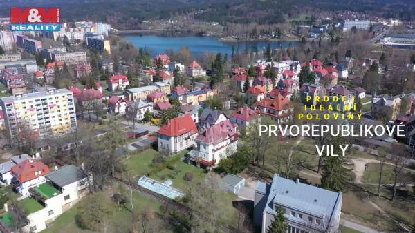 Vila, větší RD na prodej, Jablonec nad Nisou